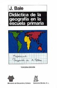 Didactica de la geografia en la escuela