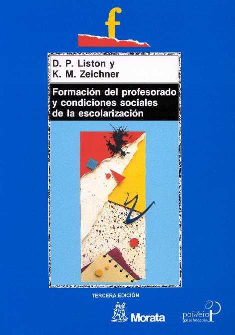 Formac. profesorado y condiciones sociales escolarizacion
