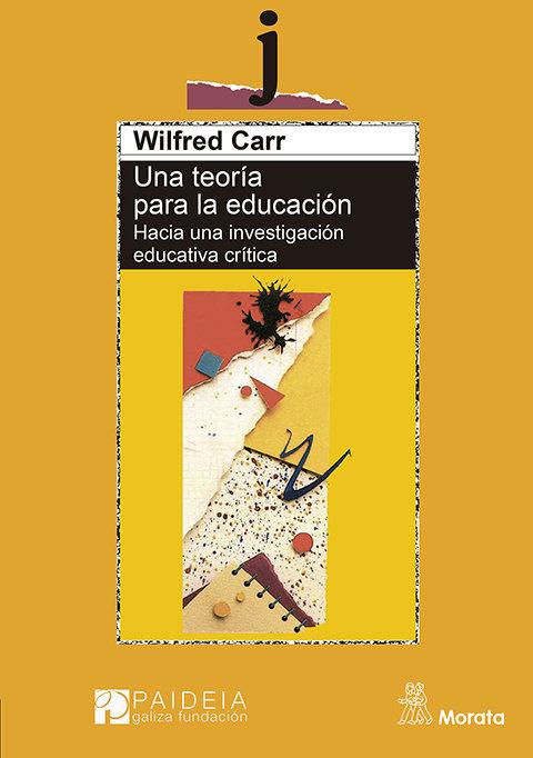 Una teoria para la educacion