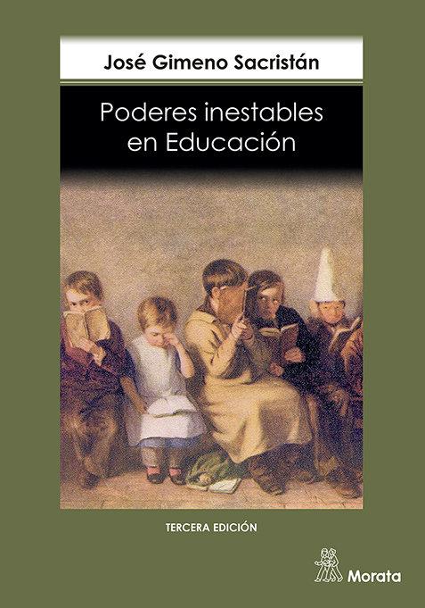 Poderes inestables en educacion