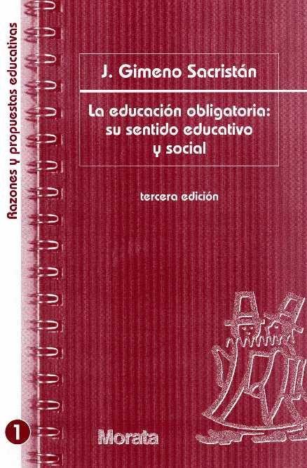 Educacion obligatoria,la