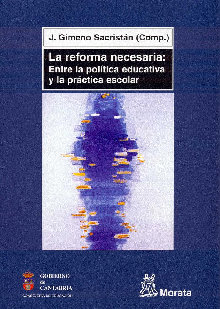 Reforma necesaria,la