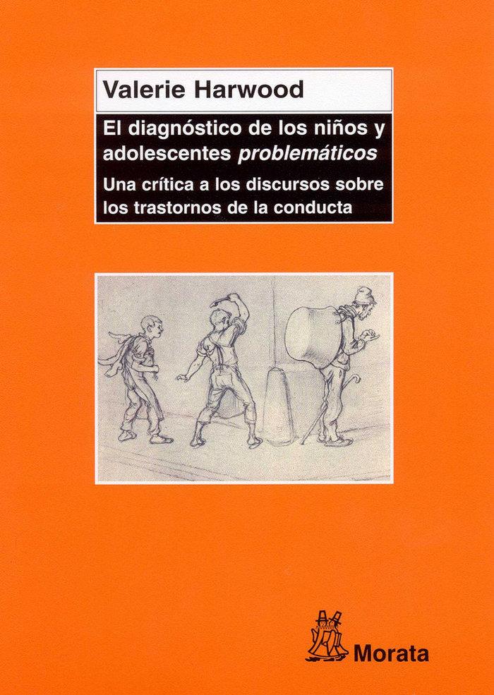 Diagnostico niños y adolescentes problematicos