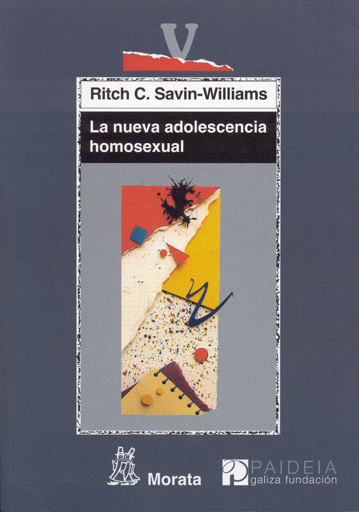 Nueva adolescencia homosexual,la