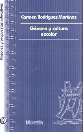 Genero y cultura escolar