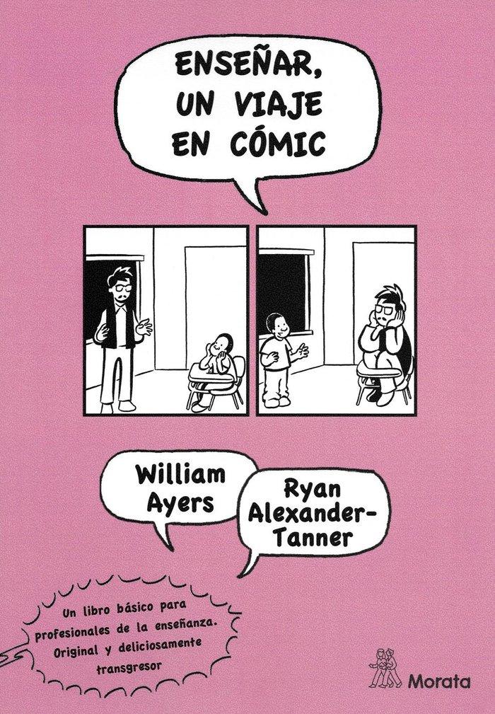 Enseñar un viaje en comic