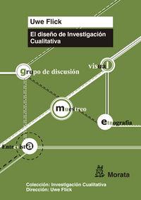 Diseño de la investigacion cualitativa