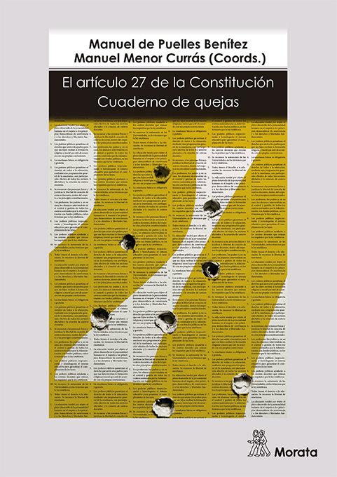 Articulo 27 de la constitucion cuaderno d