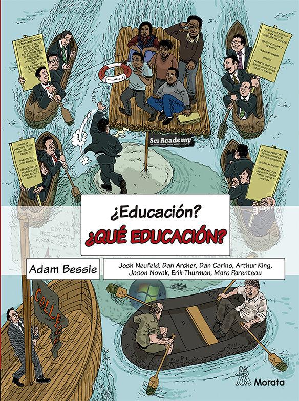 Educacion que educacion
