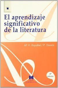Aprendizaje significativo de la literatura,el