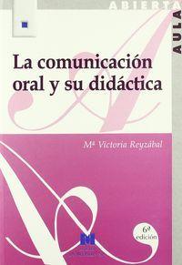 Comunicacion oral y su didactica,la