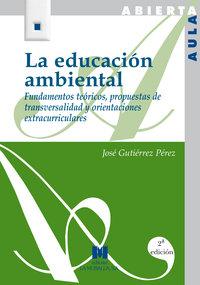 Educacion ambiental,la
