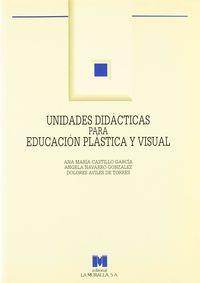 Unidades didacticas de educacion plastica y visual