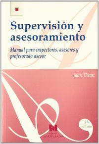 Supervision y asesoramiento