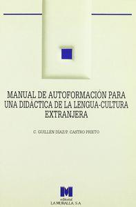Manual autoformacion didactica lengua-cultura extr