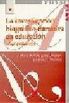 Investigacion biografico-narrativa en educacion,la