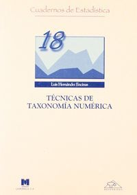 Tecnicas de taxonomia numerica (18)