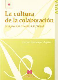 Cultura de la colaboracion,la