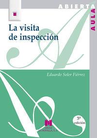 Visita de inspeccion,la