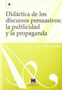 Didactica discursos persuasivos publicidad propaga