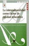 Interculturalidad como factor de calidad educativa