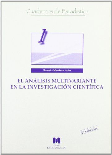 Analisis multivariante en la investigacion cientifica,el