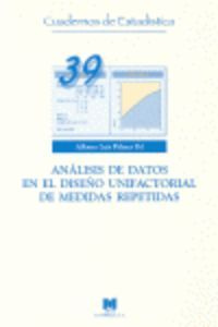 Analisis de datos en el diseño unifactorial de medidas repet