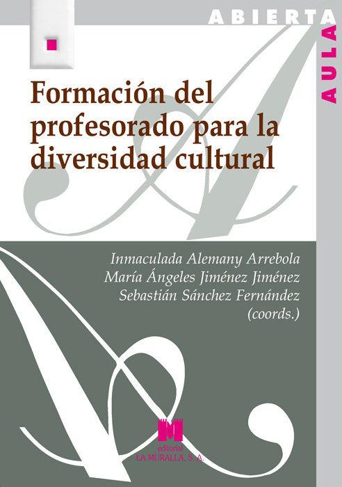Formacion del profesorado para la diversidad cultural
