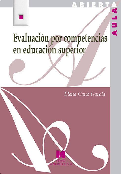 Evaluacion por competencias en educacion superior