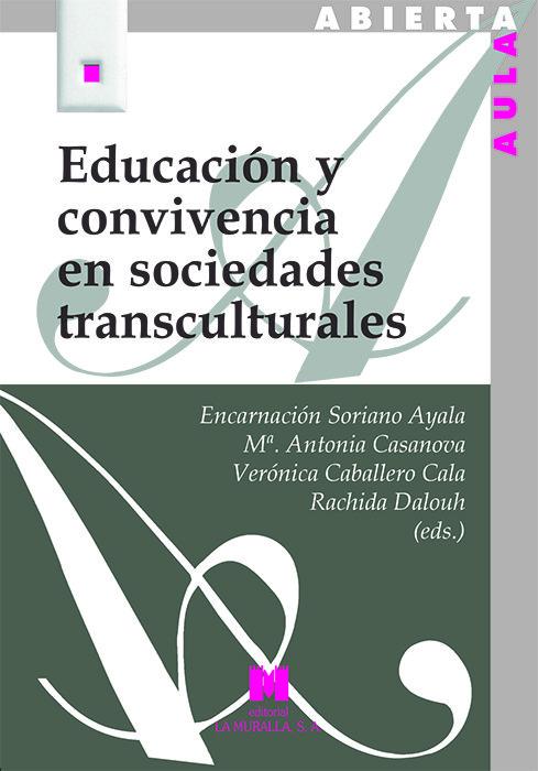 Educacion y convivencia en sociedades transculturales