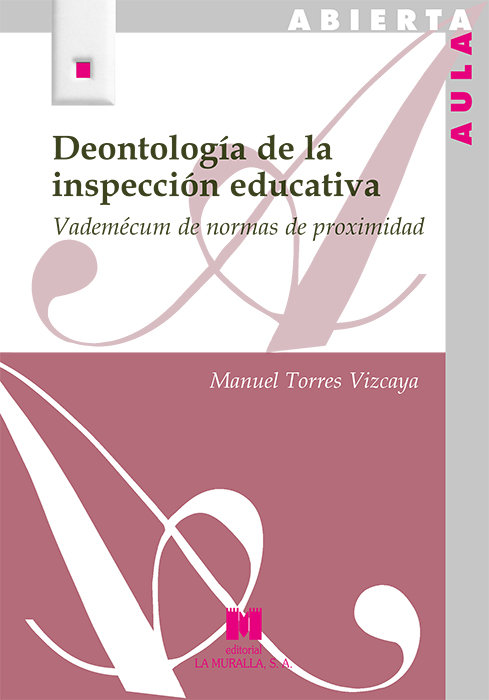 Deontologia de la inspeccion educativa