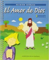 Religion 1ºep amor de dios