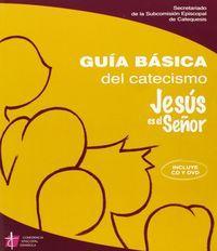 Guia jesus es el seÑor (nuevo)