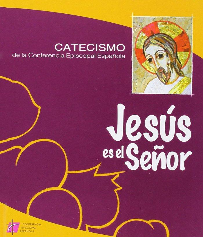 Jesus es el señor catecismo conferencia episcopal