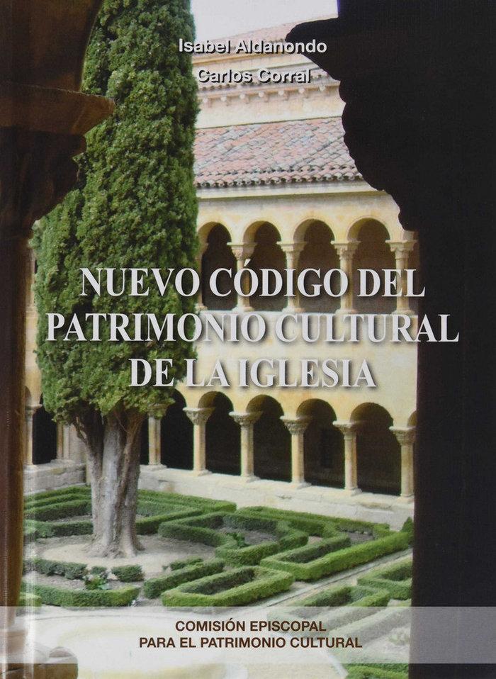 Nuevo codigo del patrimonio cultural de la iglesia