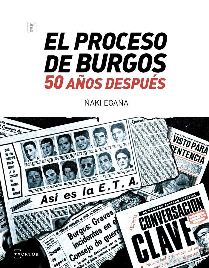 El proceso de burgos 50 años despues
