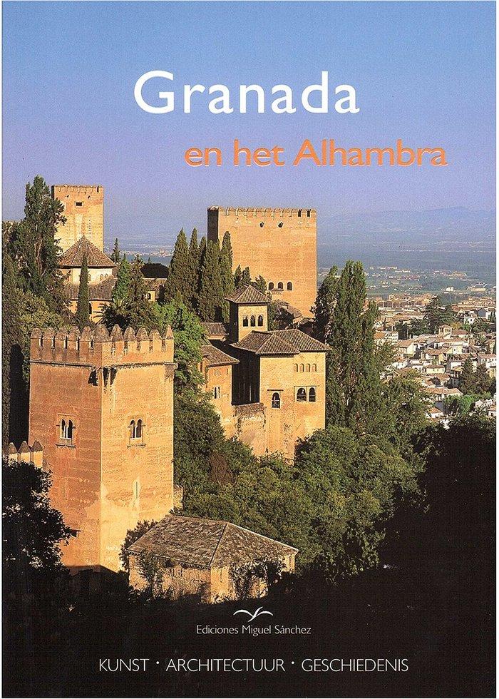 Granada en het alhambra (holandes)