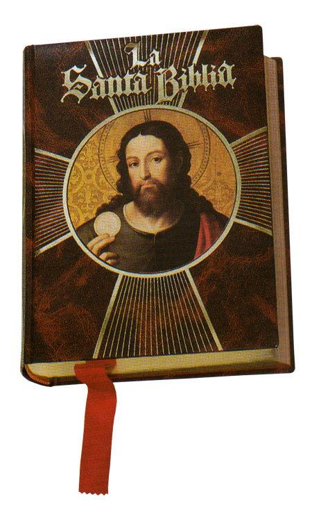 Santa biblia familiar mod. 8