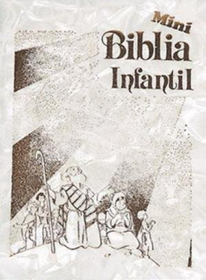 Mini biblia infantil mod. 5 (nacar)