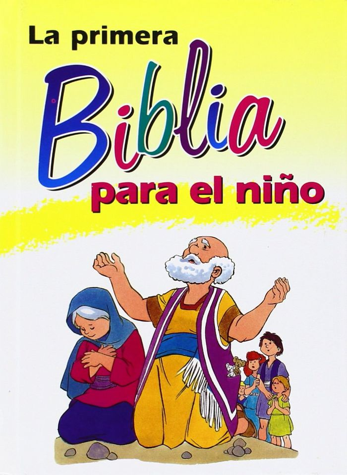 Primera biblia para el niño,la