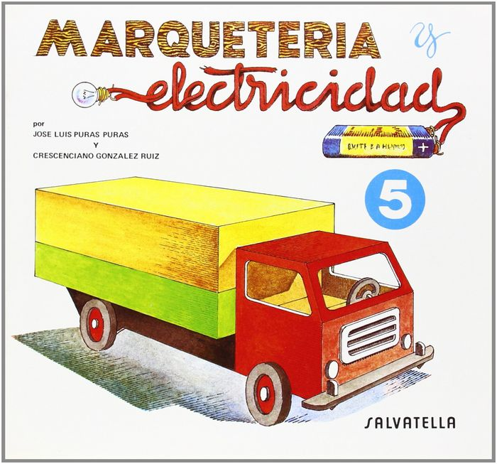 Marqueteria y electricidad 5