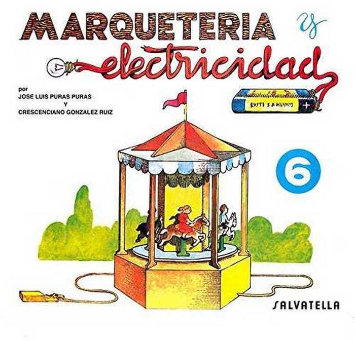 Marqueteria y electricidad 6