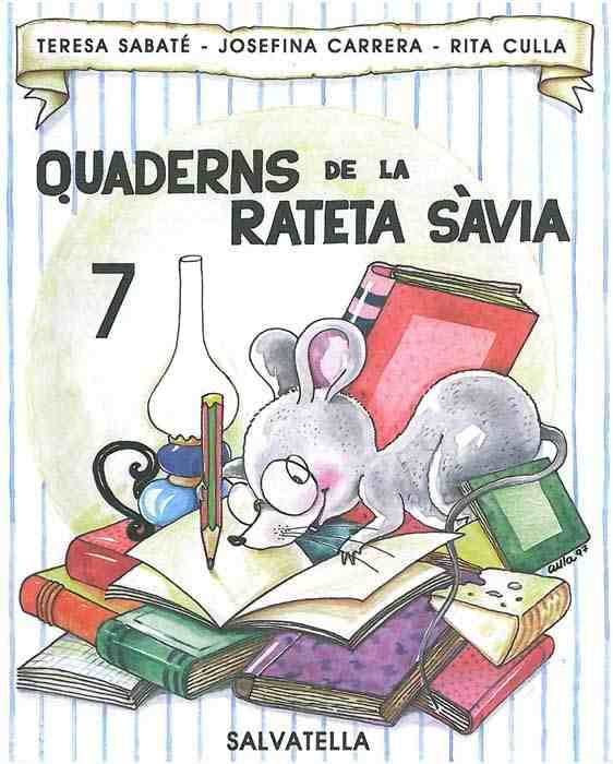 Quadern rateta savia 7 (maj.)
