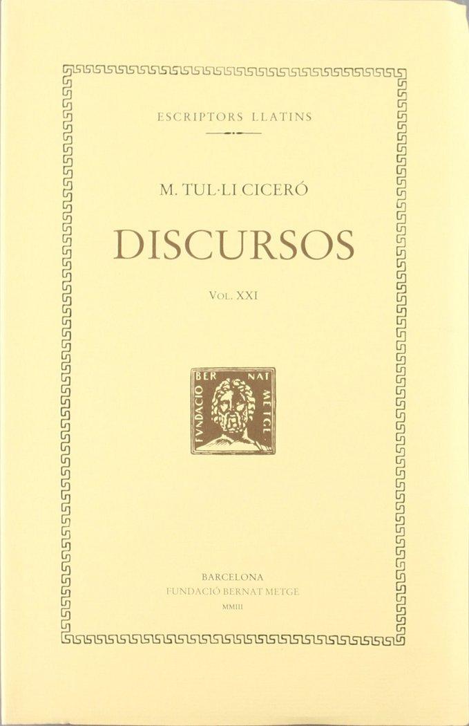 Discursos - vol xx - filipiques iii-ix