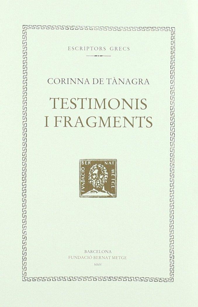 Testimonis i fragments