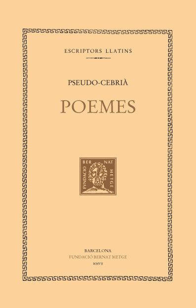 Poemes - pseudo cebria - cat