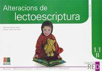Alteracions de lectoescriptura