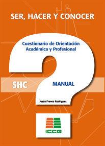 Cuestionario de orientacion academica y profesional (ser, ha