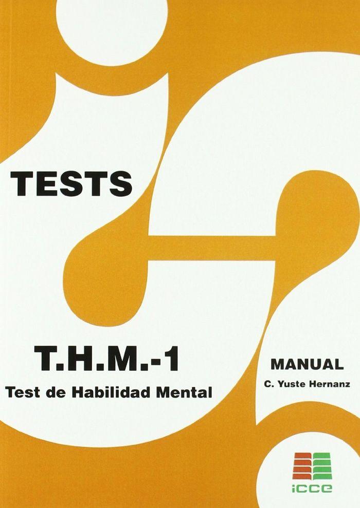 Thm test de habilidad mental 1 juego completo