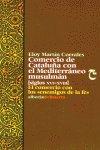 Comercio cataluña con el mediterraneo musulman